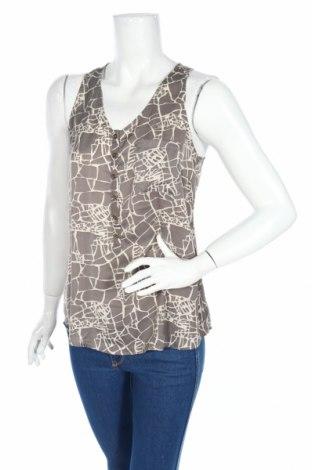 Γυναικείο αμάνικο μπλουζάκι Mossimo, Μέγεθος S, Χρώμα Γκρί, Πολυεστέρας, Τιμή 3,18€