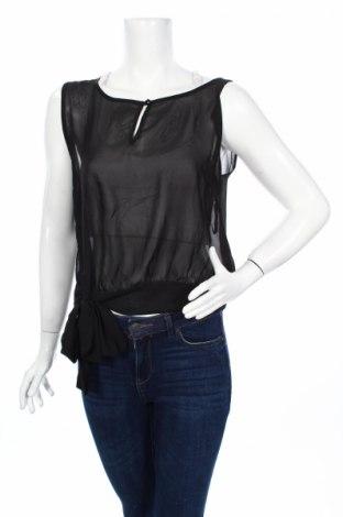 Γυναικείο αμάνικο μπλουζάκι Rainbow, Μέγεθος M, Χρώμα Μαύρο, Πολυεστέρας, Τιμή 3,64€