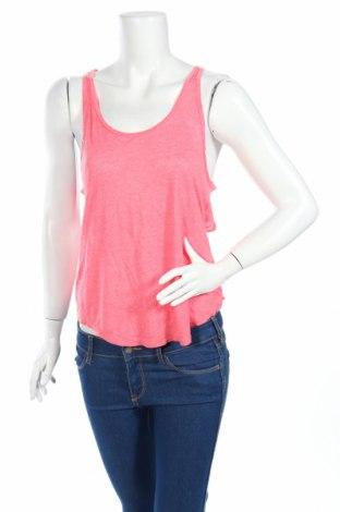 Γυναικείο αμάνικο μπλουζάκι Talula, Μέγεθος M, Χρώμα Ρόζ , Τενσελ, Τιμή 3,31€