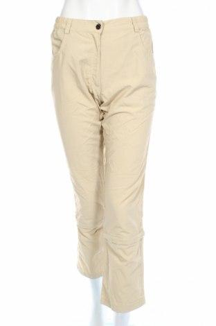 Дамски спортен панталон Icepeak, Размер XS, Цвят Бежов, Полиестер, Цена 7,09лв.