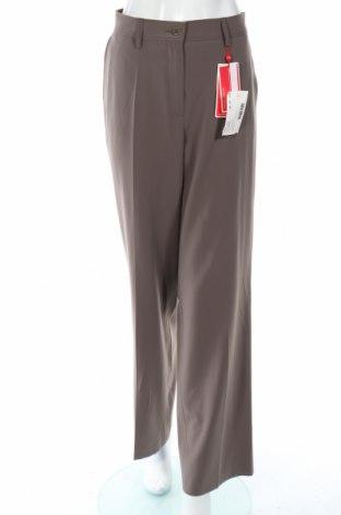 Дамски спортен панталон Toni, Размер L, Цвят Сив, 89% полиестер, 11% полиуретан, Цена 10,92лв.