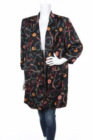 Дамско сако Bodyflirt, Размер XXL, Цвят Многоцветен, Полиестер, Цена 37,92лв.