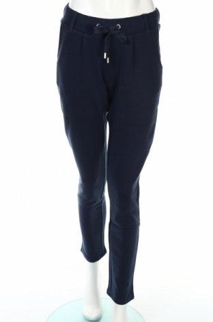 Pantaloni trening de femei Bpc Bonprix Collection, Mărime XXS, Culoare Albastru, 60% bumbac, 40% poliester, Preț 40,53 Lei