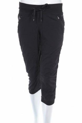 Pantaloni trening de femei H&M Sport, Mărime S, Culoare Negru, 94% poliamidă, 6% elastan, Preț 23,21 Lei