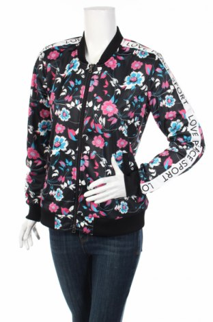 Γυναικείο μπουφάν Bpc Bonprix Collection, Μέγεθος M, Χρώμα Πολύχρωμο, Πολυεστέρας, Τιμή 16,45€