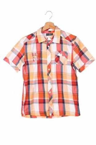 Детска риза Charles Vogele, Размер 13-14y/ 164-168 см, Цвят Многоцветен, Памук, Цена 4,46лв.