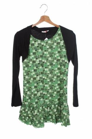 Детска рокля Nkd, Размер 13-14y/ 164-168 см, Цвят Зелен, Памук, Цена 6,00лв.