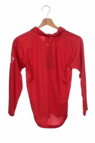 Детска спортна блуза Nike, Размер 8-9y/ 134-140 см, Цвят Червен, Полиестер, Цена 36,75лв.