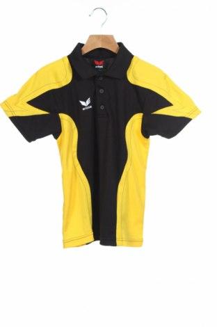 Детска тениска Erima, Размер 8-9y/ 134-140 см, Цвят Черен, Полиестер, Цена 13,65лв.