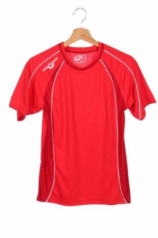 Детска тениска Pro Touch, Размер 8-9y/ 134-140 см, Цвят Червен, Полиестер, Цена 3,41лв.