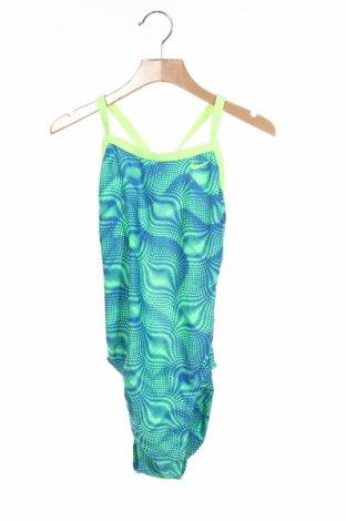Детски бански Nike, Размер 12-13y/ 158-164 см, Цвят Зелен, 82% полиестер, 18% еластан, Цена 33,32лв.
