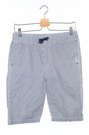 Παιδικό κοντό παντελόνι H&M, Μέγεθος 12-13y/ 158-164 εκ., Χρώμα Λευκό, Βαμβάκι, Τιμή 9,94€