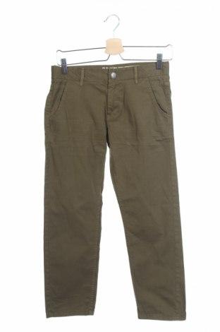 Παιδικό παντελόνι, Μέγεθος 8-9y/ 134-140 εκ., Χρώμα Πράσινο, Βαμβάκι, Τιμή 5,63€