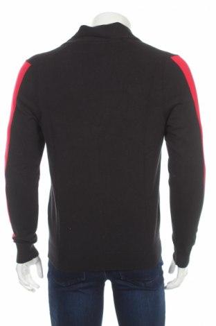 Мъжка жилетка Bpc Bonprix Collection, Размер S, Цвят Черен, 70% памук, 30% полиамид, Цена 32,76лв.