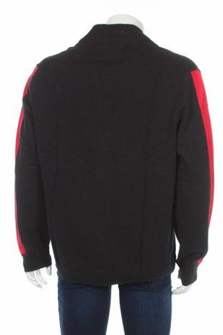 Мъжка жилетка Bpc Bonprix Collection, Размер XL, Цвят Черен, 70% памук, 30% полиамид, Цена 32,76лв.