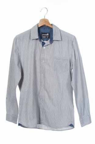Мъжка риза My Hailys, Размер S, Цвят Син, Памук, Цена 7,80лв.