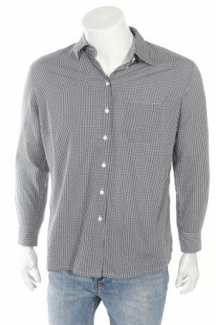 Мъжка риза Van Laack, Размер M, Цвят Сив, Цена 13,65лв.