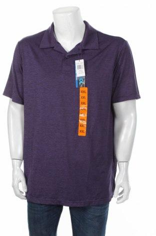 Ανδρικό t-shirt 32 Degrees, Μέγεθος XXL, Χρώμα Βιολετί, 92% πολυεστέρας, 8% ελαστάνη, Τιμή 5,36€