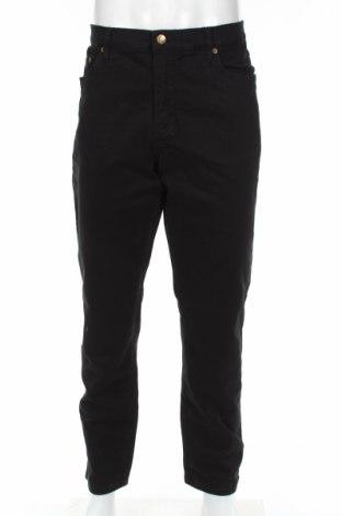 Męskie jeansy John Baner, Rozmiar L, Kolor Czarny, 98% bawełna, 2% elastyna, Cena 66,00zł