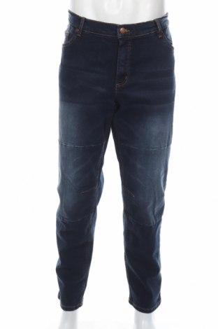 Męskie jeansy John Baner, Rozmiar XL, Kolor Niebieski, 98% bawełna, 2% elastyna, Cena 48,00zł