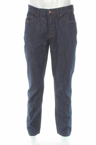 Męskie jeansy Rainbow, Rozmiar M, Kolor Niebieski, Bawełna, Cena 48,00zł
