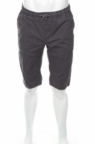 Мъжки къс панталон Lc Waikiki, Размер M, Цвят Сив, Памук, Цена 17,85лв.