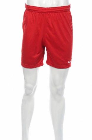 Pánske kraťasy  Nike, Veľkosť S, Farba Červená, Polyester, Cena  8,08€