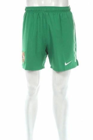 Férfi rövidnadrág Nike, Méret M, Szín Zöld, Poliészter, Ár 9480 Ft