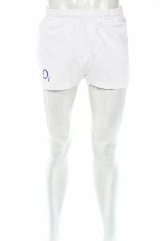 Мъжки къс панталон Nike, Размер M, Цвят Бял, 97% полиестер, 3% еластан, Цена 49,00лв.