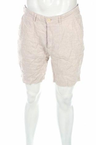 Pantaloni scurți de bărbați Primark, Mărime M, Culoare Bej, In, Preț 44,76 Lei