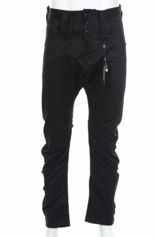Мъжки панталон Humor, Размер M, Цвят Черен, 64% полиестер, 34% памук, 2% еластан, Цена 11,70лв.