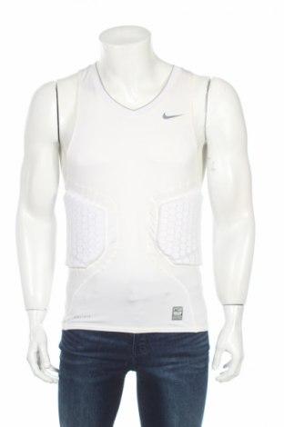 Maiou bărbătesc Nike, Mărime L, Culoare Ecru, 84% poliester, 16% elastan, Preț 81,71 Lei