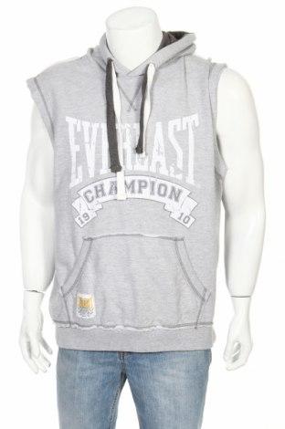 Мъжки суичър Everlast, Размер XL, Цвят Сив, 90% памук, 10% полиестер, Цена 24,31лв.