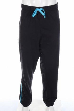 Ανδρικό αθλητικό παντελόνι Bpc Bonprix Collection, Μέγεθος XXL, Χρώμα Μαύρο, 60% βαμβάκι, 40% πολυεστέρας, Τιμή 12,99€