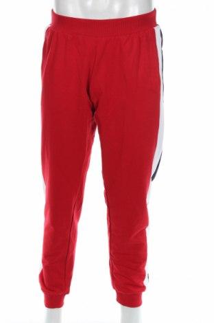 Мъжко спортно долнище Bpc Bonprix Collection, Размер M, Цвят Червен, 60% памук, 40% полиестер, Цена 25,20лв.