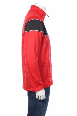 Мъжко спортно яке Jako, Размер M, Цвят Червен, Полиестер, Цена 23,40лв.
