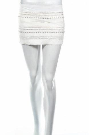 Sukňa Abercrombie & Fitch, Veľkosť S, Farba Biela, Bavlna, Cena  9,52€