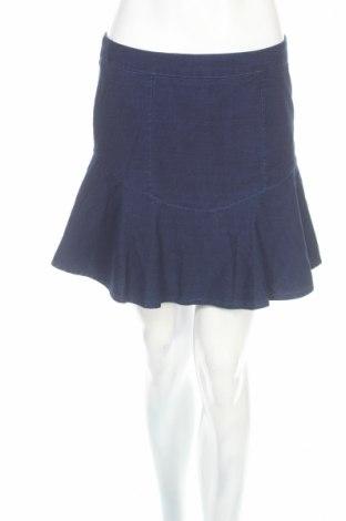 Φούστα Cache Cache, Μέγεθος M, Χρώμα Μπλέ, Βαμβάκι, Τιμή 7,08€
