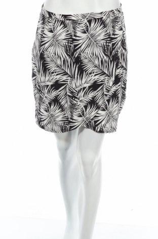 Φούστα H&M, Μέγεθος M, Χρώμα Λευκό, Βισκόζη, Τιμή 3,31€