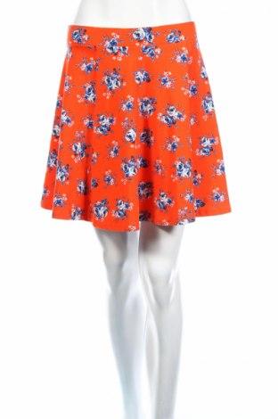 Sukňa New Look, Veľkosť L, Farba Oranžová, 95% bavlna, 5% elastan, Cena  4,99€