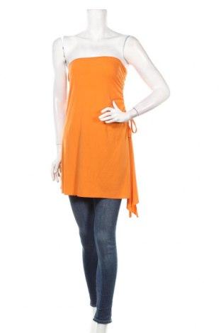 Пола Y.Yendi, Размер M, Цвят Оранжев, 92% полиестер, 8% еластан, Цена 4,46лв.