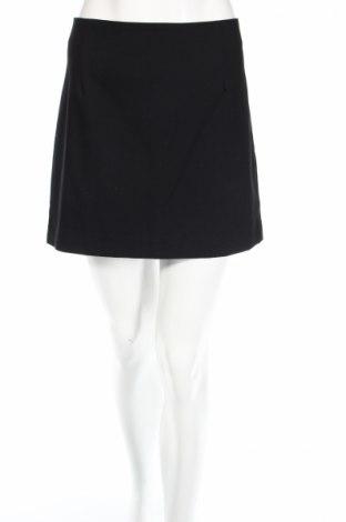 Φούστα Zara, Μέγεθος L, Χρώμα Μαύρο, 65% πολυεστέρας, 32% βισκόζη, 3% ελαστάνη, Τιμή 4,49€