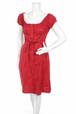 Φόρεμα, Μέγεθος M, Χρώμα Κόκκινο, Βαμβάκι, Τιμή 14,91€