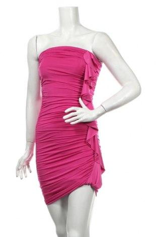 Φόρεμα Amazing Queen, Μέγεθος S, Χρώμα Ρόζ , 92% πολυεστέρας, 8% ελαστάνη, Τιμή 5,91€