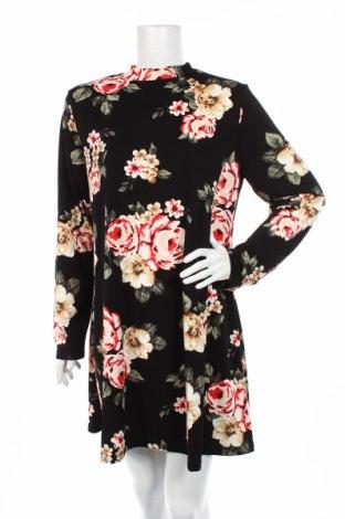 Φόρεμα Rainbow, Μέγεθος XL, Χρώμα Πολύχρωμο, 95% πολυεστέρας, 5% ελαστάνη, Τιμή 7,22€