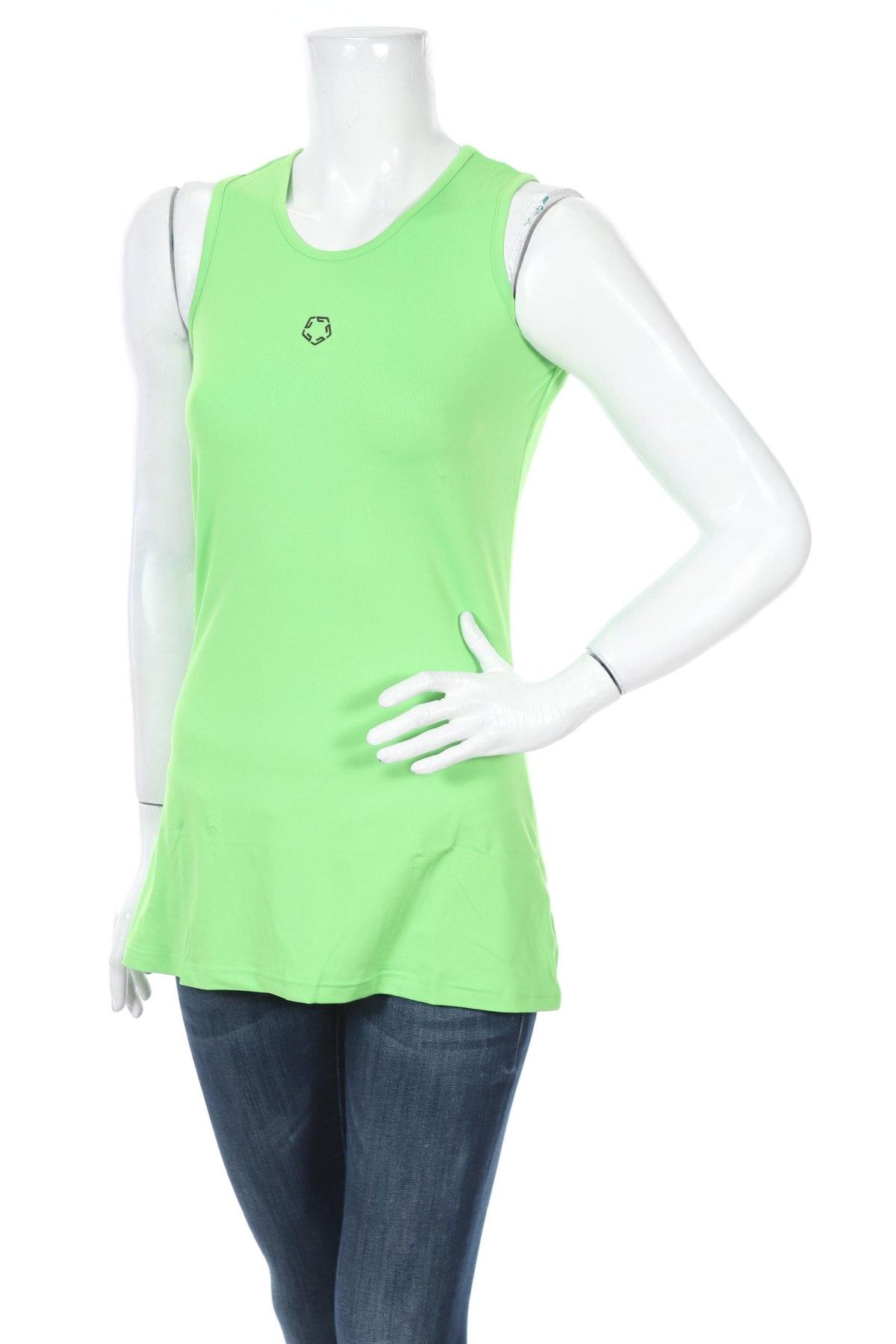 Дамски потник Gregster, Размер M, Цвят Зелен, 88% полиестер, 12% еластан, Цена 3,24лв.