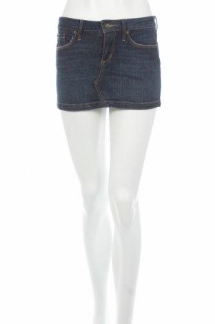 Φούστα B, Μέγεθος S, Χρώμα Μπλέ, 99% βαμβάκι, 1% ελαστάνη, Τιμή 2,78€