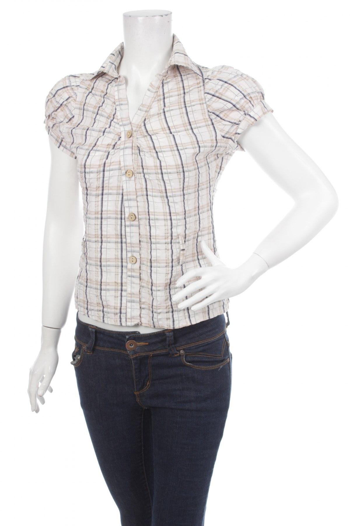 Γυναικείο πουκάμισο Vert De Rage