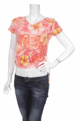 Γυναικεία μπλούζα Caribbean Joe, Μέγεθος S, Χρώμα Πολύχρωμο, 95% βαμβάκι, 5% ελαστάνη, Τιμή 2,63€