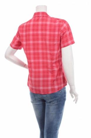 Γυναικείο πουκάμισο Hickory, Μέγεθος M, Χρώμα Κόκκινο, 85% πολυεστέρας, 15% βισκόζη, Τιμή 9,90€